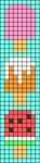 Alpha pattern #36885