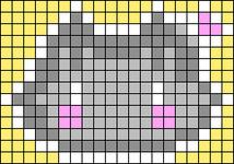 Alpha pattern #36889