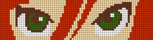 Alpha pattern #36892