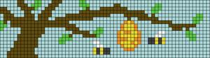 Alpha pattern #36893