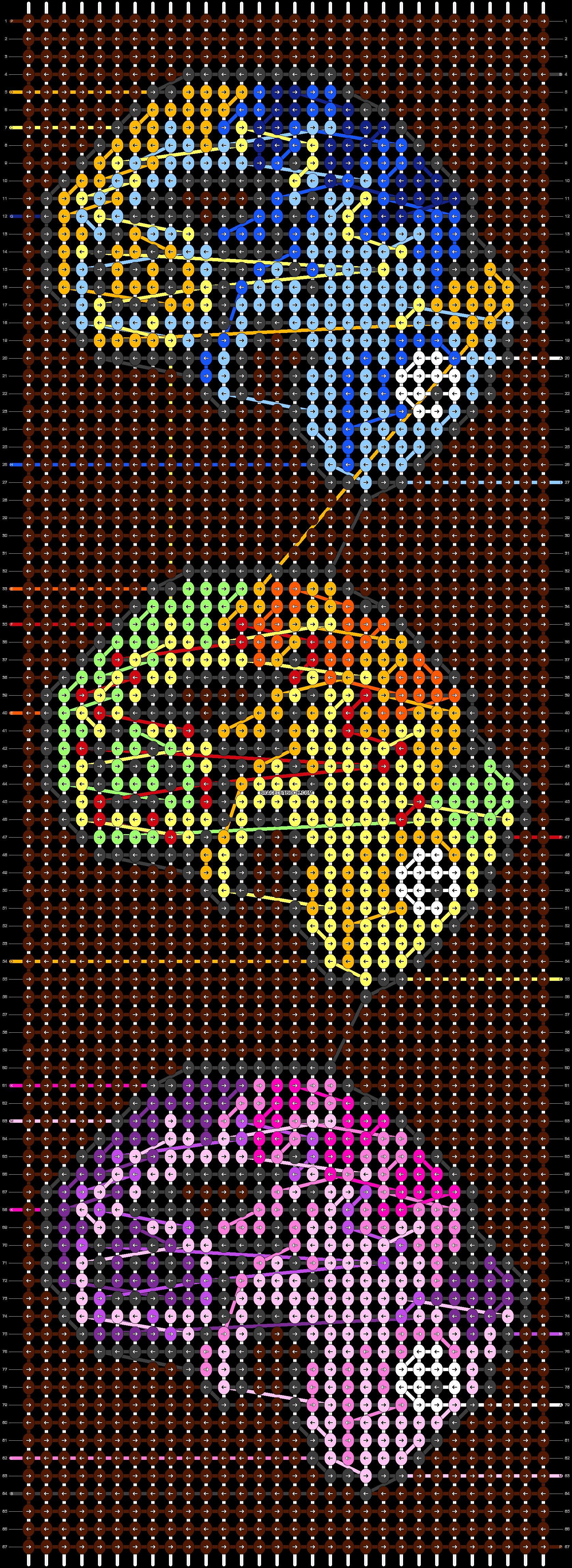 Alpha pattern #36920 pattern