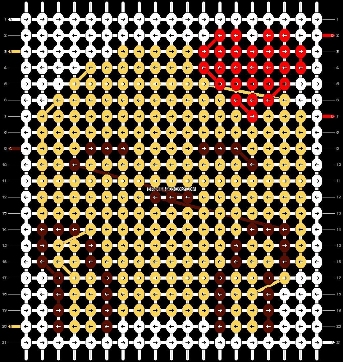 Alpha pattern #36932 pattern