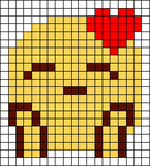 Alpha pattern #36932