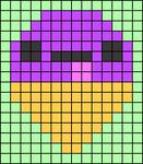 Alpha pattern #36933