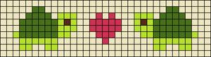 Alpha pattern #36956