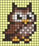 Alpha pattern #36992