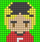 Alpha pattern #36993