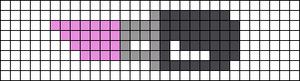 Alpha pattern #37020