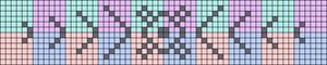 Alpha pattern #37033