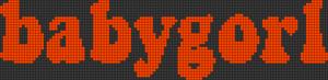 Alpha pattern #37094