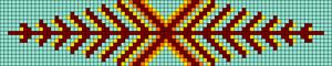 Alpha pattern #37096