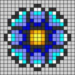Alpha pattern #37130