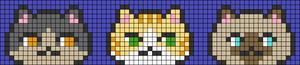 Alpha pattern #37151