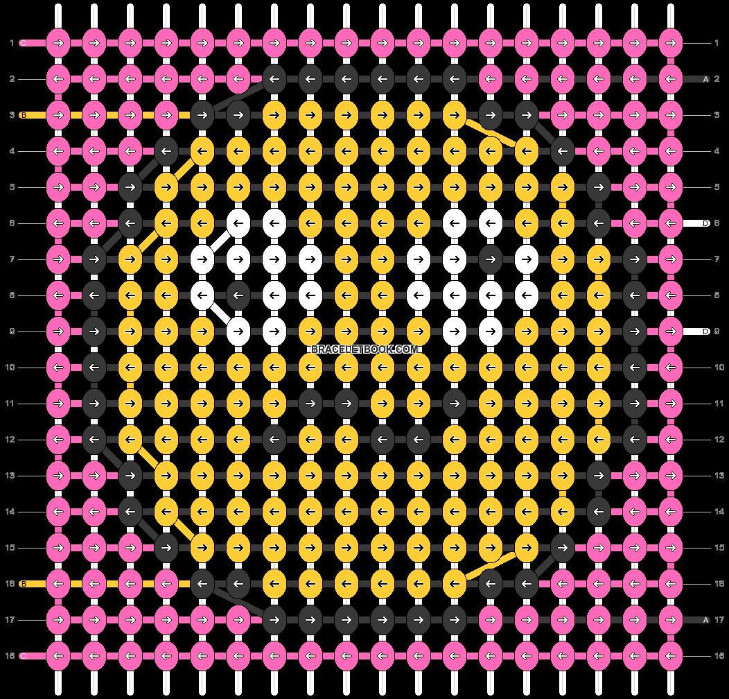 Alpha pattern #37152 pattern