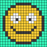 Alpha pattern #37154