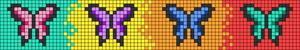 Alpha pattern #37155