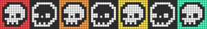 Alpha pattern #37156