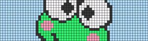 Alpha pattern #37166