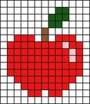 Alpha pattern #37167