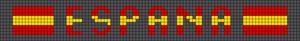 Alpha pattern #37171
