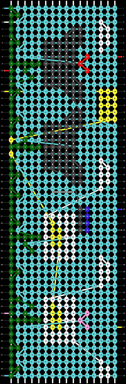 Alpha pattern #37187 pattern