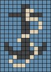 Alpha pattern #37195