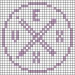 Alpha pattern #37206