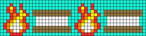 Alpha pattern #37209
