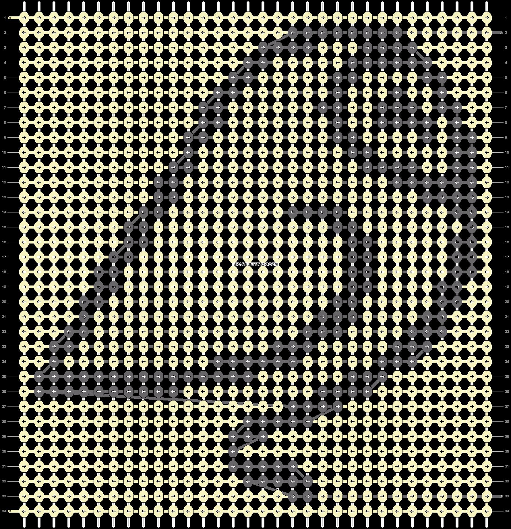 Alpha pattern #37223 pattern