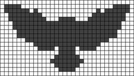 Alpha pattern #37224