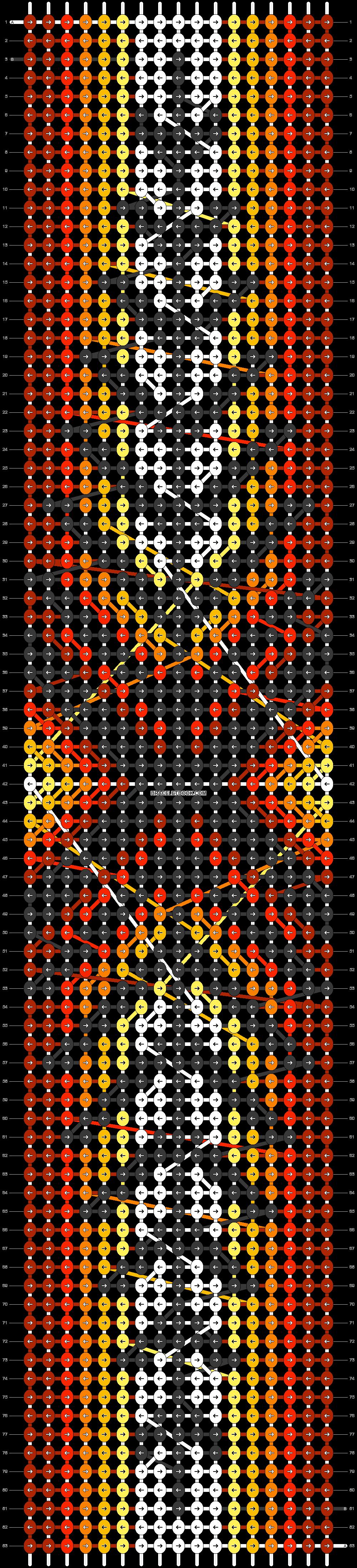Alpha pattern #37241 pattern