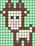 Alpha pattern #37249