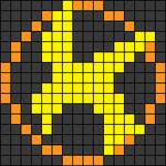 Alpha pattern #37259