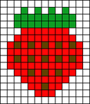 Alpha pattern #37261