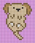 Alpha pattern #37262
