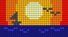 Alpha pattern #37275