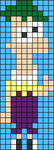 Alpha pattern #37295