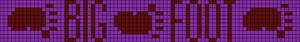 Alpha pattern #37330