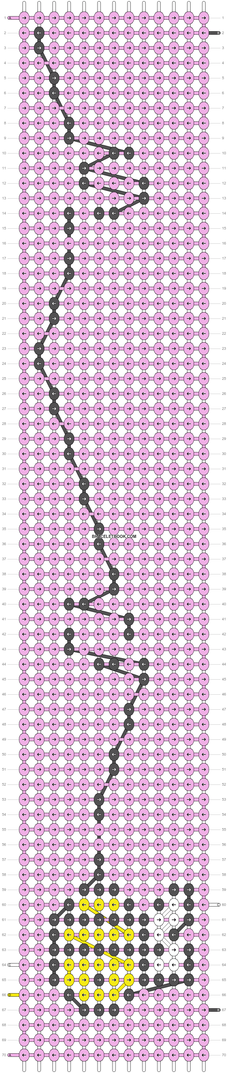 Alpha pattern #37339 pattern