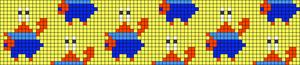 Alpha pattern #37346