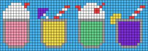 Alpha pattern #37351
