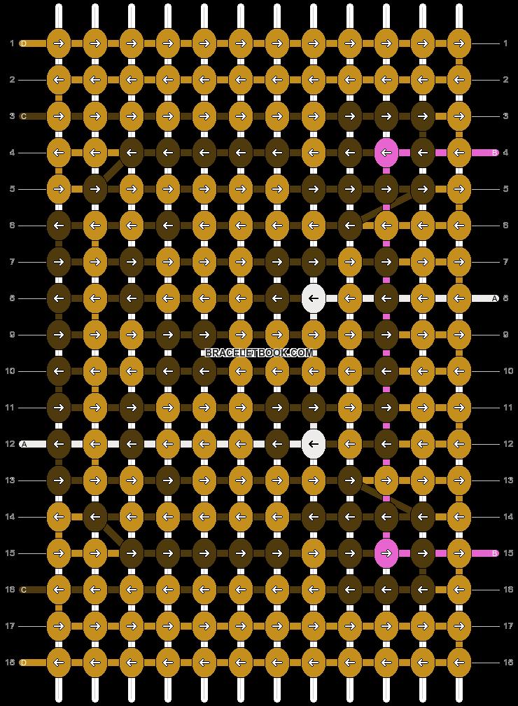 Alpha pattern #37369 pattern