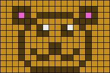 Alpha pattern #37369