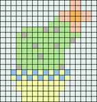 Alpha pattern #37376