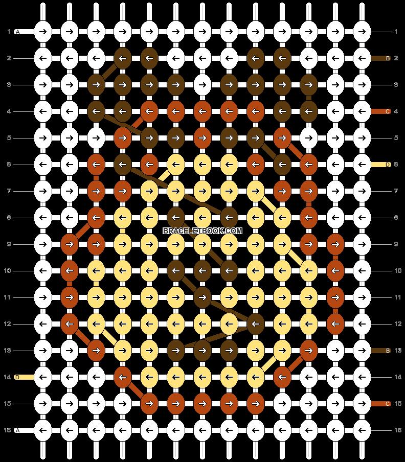 Alpha pattern #37388 pattern