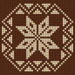 Alpha pattern #37391