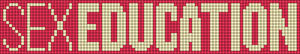 Alpha pattern #37415