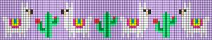 Alpha pattern #37416