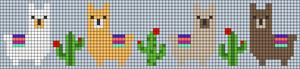 Alpha pattern #37419