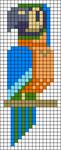 Alpha pattern #37423